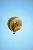 tęczy balonowy duży niebo Obraz Stock