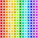 Tęczy barwiony abstrakcjonistyczny wektorowy tło Obraz Royalty Free