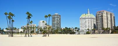 Tęsk plaża, CA, usa Obrazy Royalty Free