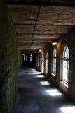 tęsk tunelowy przejście Zdjęcie Royalty Free
