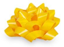 tła łęku projekta prezenta szary ilustracyjny kolor żółty Obraz Stock