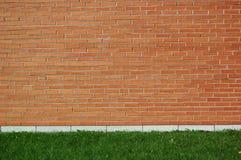tła ściana z cegieł Fotografia Royalty Free