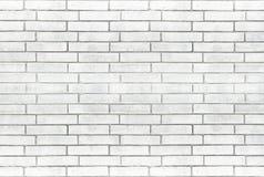 tła ściana z cegieł biel Zdjęcie Stock