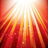 tła śródpolny ilustraci gwiazdy wektor Zdjęcia Royalty Free