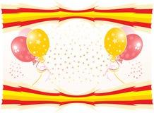 tła świętowania wektor ilustracja wektor