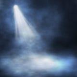 tła światło reflektorów Obraz Stock