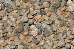 tła żwiru bezszwowi kamienie Zdjęcie Royalty Free