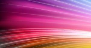 tła żywy kolorowy spływowy ilustracji