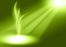 tła abstrakcjonistyczny światło reflektorów Obraz Royalty Free