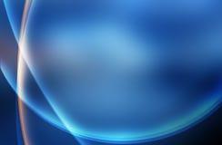 tła abstrakcjonistyczny błękit Obraz Royalty Free