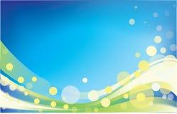 tła abstrakcjonistyczny błękit Zdjęcie Stock