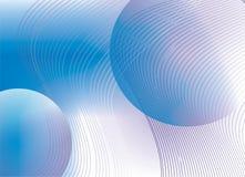 tła abstrakcjonistyczny błękit Obrazy Royalty Free