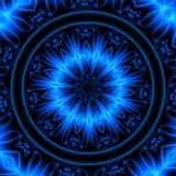 tła abstrakcjonistyczny fractal Obrazy Royalty Free