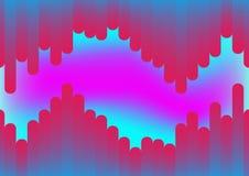 tła abstrakcjonistyczny neon royalty ilustracja