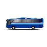 tła autobusowy ścinek odizolowywający ścieżki wycieczki turysycznej biel Fotografia Stock