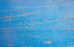 tła błękit ściana drewniana Zdjęcie Royalty Free