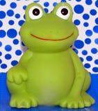 tła błękit żaba zdjęcia royalty free