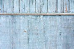 tła błękit deski Fotografia Stock