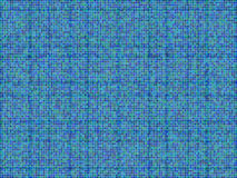 tła błękit mozaika Fotografia Stock
