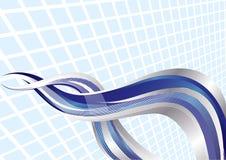 tła błękit srebra wektor ilustracji