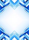 tła błękit szablon Obrazy Stock