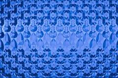 tła błękit szkło Zdjęcie Royalty Free