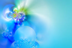 tła błękita światło Zdjęcie Stock
