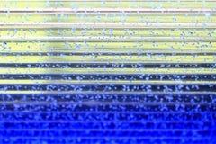 tła błękitny bąbli woda Obraz Stock