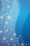 tła błękitny dekoraci zima ilustracji