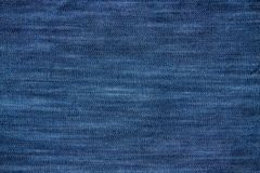 tła błękitny drelichowa cajgów tekstura Zdjęcia Stock