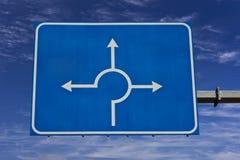 tła błękitny jasnego sygnał sky1 Zdjęcie Stock