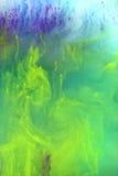 tła błękitny zieleni woda Fotografia Royalty Free
