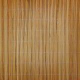 tła bambusa ogrodzenia horisontal mata Zdjęcia Royalty Free