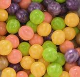 Tła barwiony guma do żucia round obraz royalty free