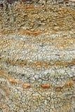 tła betonite glina zdjęcie stock