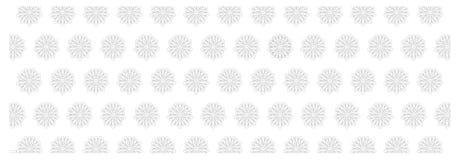 tła bezszwowy kwiecisty deseniowy również zwrócić corel ilustracji wektora Obrazy Stock
