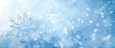 tła bożych narodzeń śnieżna płatków śniegów zima obrazy royalty free