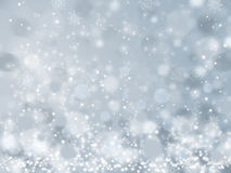 tła bożych narodzeń śnieg Obrazy Royalty Free