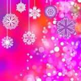 tła bożych narodzeń christmass kolekci symbol Fotografia Royalty Free