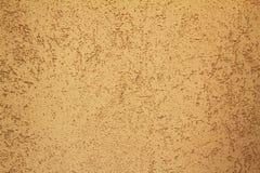 tła brąz ściana Obraz Royalty Free