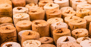 tła butelek korków dof wzoru płycizny wino Obraz Royalty Free