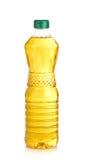 tła butelka odizolowywający nafciany biel Zdjęcia Stock