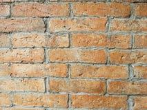 tła cegła ściana Obraz Stock