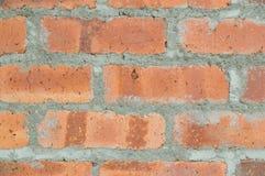 tła ceglana horyzontalna czerwona strzału tekstury ściana Fotografia Royalty Free