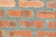 tła ceglana horyzontalna czerwona strzału tekstury ściana Zdjęcie Stock