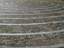 tła ceglany różnorodności spirali ulicy rocznik Zdjęcia Stock