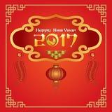 tła chińczyka nowy rok Zdjęcia Stock