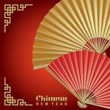 tła chińczyka nowy rok Obrazy Royalty Free