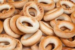 tła chleba pierścionek Zdjęcie Royalty Free