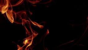 tła czarny czerwieni dym swobodny ruch zbiory wideo